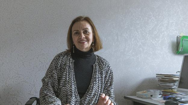 """Светлана Бекоева. Фото Юрий Голышак, """"СЭ"""""""