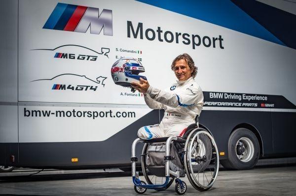 Алессандро Дзанарди. Фото automobilsport.com.