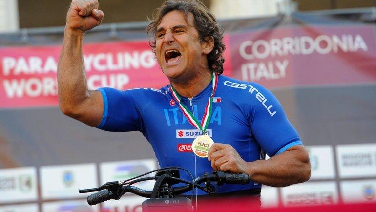 Алессандро Дзанарди. Фото UCI.