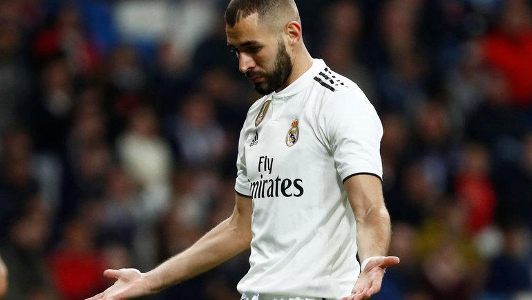 «Реал» вгостях сыграет с «Реал Сосьедадом» в30-м туре лалиги. Фото Reuters