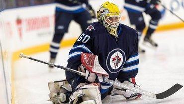 Михаил Бердин. Фото Winnipeg Jets