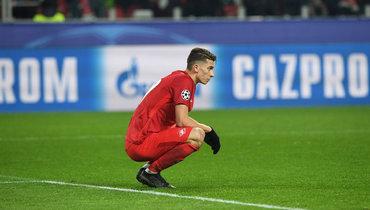 Кутепов пропустит матч с «Арсеналом» из-за травмы ноги