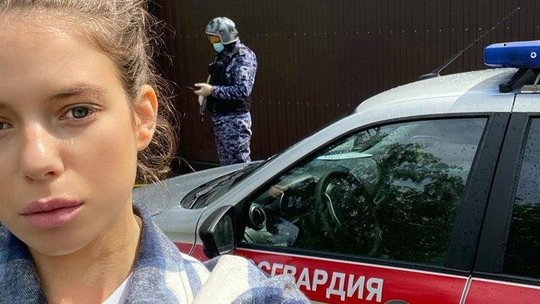 Бывшая жена Никиты Зайцева Маргарита. Фото Instagram