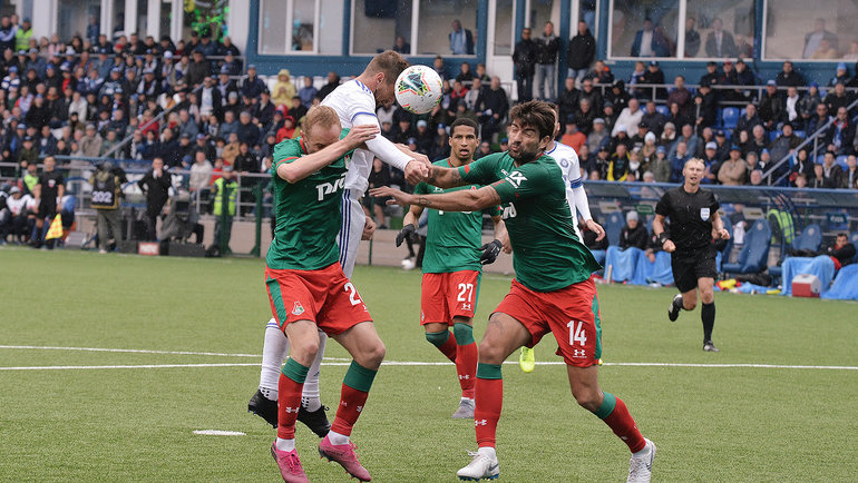 «Локомотив» насвоем поле примет «Оренбург» вматче 23-го тура РПЛ. Фото ФК «Оренбург»