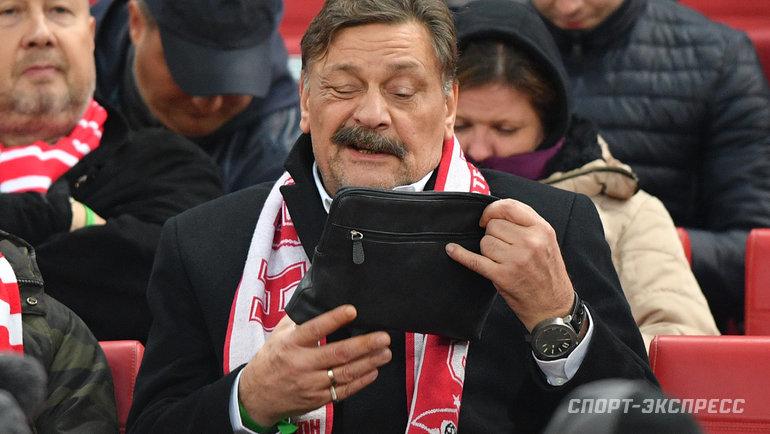 Дмитрий Назаров. Фото Александр Федоров., «СЭ»