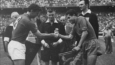56 лет назад сборная СССР второй раз подряд сыграла вфинале Евро