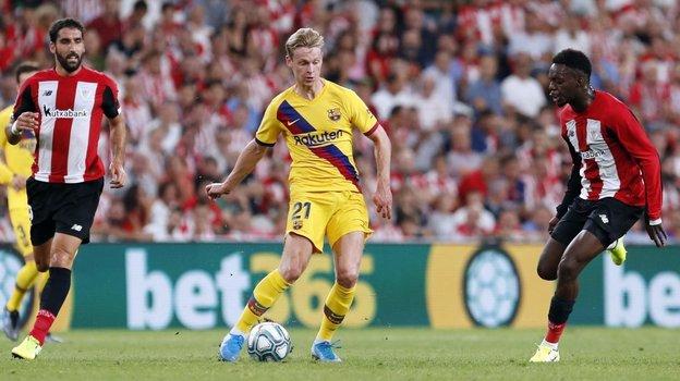 «Барселона» сыграет против «Атлетика» в31-м туре лалиги. Фото ФК «Барселона»