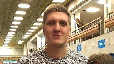 Волейболист «Факела» Кимеров напал наводителя вМоскве