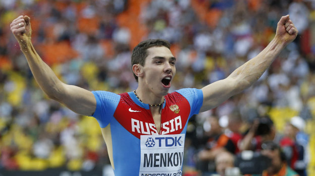 Александр Меньков. Фото Reuters