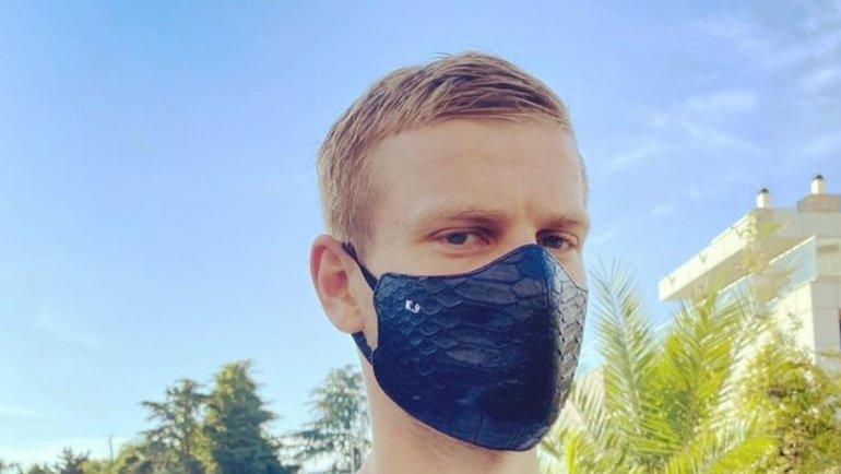 Александр Кокорин. Фото Instagram.