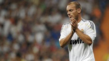 «Водка стала моим лучшим другом». Снайдер рассказал, почему незаиграл в «Реале»