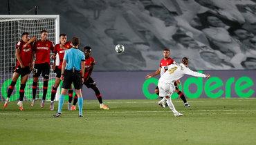 «Реал» обыграл «Мальорку» ивышел влидеры чемпионата Испании