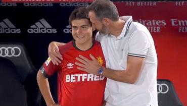 15-летний хавбек «Мальорки», сыгравший с «Реалом», стал самым молодым игроком вистории лалиги. Рекорд держался 81 год