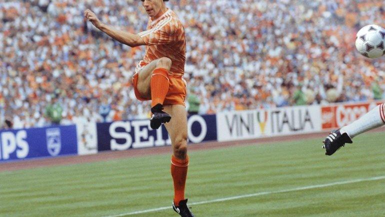 Марко ван Бастен. Фото bol.com.
