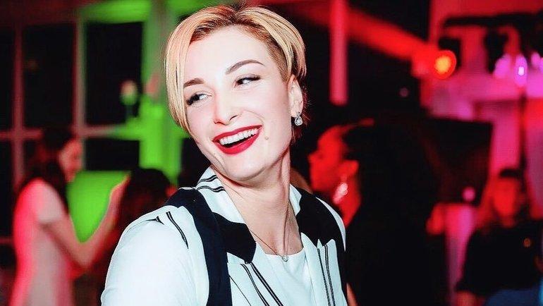 Ирина Воронкова. Фото instagram.com