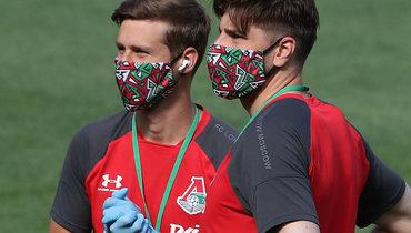 Игроки «Локомотива» сели насамоизоляцию наклубной базе вБаковке.