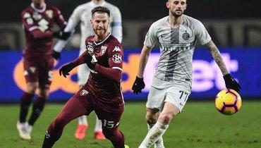 Бывший защитник «Рубина» и «Зенита» Ансальди продлил контракт с «Торино»