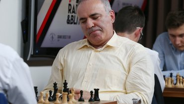 Гарри Каспаров: «Если шахматы— расистская игра, тоидите играть вго, там черные ходят первыми»