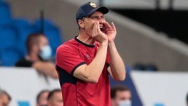 Сергей Овчинников: «ЦСКА очень здорово действовал вобороне, практически ничего непозволив «Динамо»