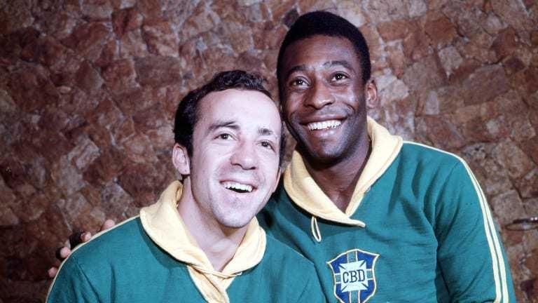 Тостао и Пеле. Фото ФИФА