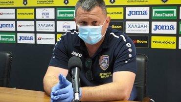 Тренер «Тамбова» Шипшев раскритиковал судейство иВАР после поражения от «Урала»