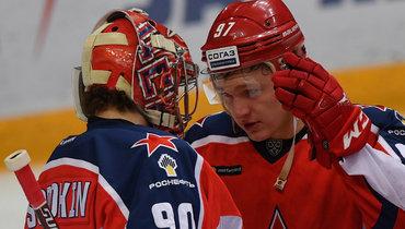 Капризову, Сорокину иРоманову неразрешают играть вплей-офф НХЛ. Стоитли имвернуться вРоссию