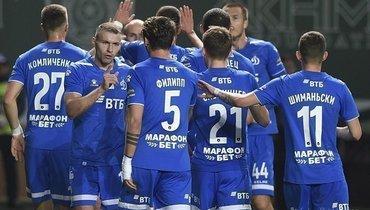 Премьер-лига подтвердила, что «Динамо» получило разрешение напроведение матча с «Сочи»