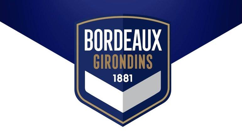 Новый логотип «Бордо». Фото girondins.com