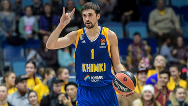 Алексей Швед: «Мне дали очень хороший контракт, могу сосредоточиться исключительно набаскетболе»