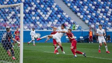 «Тамбов»— «Зенит»: все голы матча