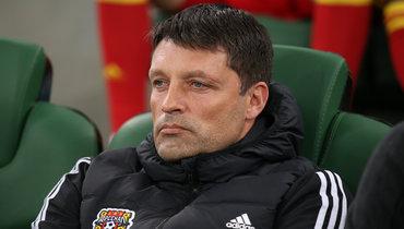 Черевченко признал: «Арсенал» допускает одинаковые детские ошибки
