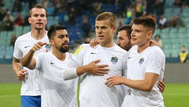 «Сочи» спасся отпоражения вматче с «Динамо» благодаря голу Кокорина