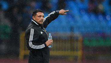 Черевченко покинул пост главного тренера «Арсенала»