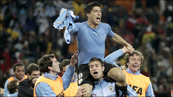 Луис Суарес. Фото Reuters