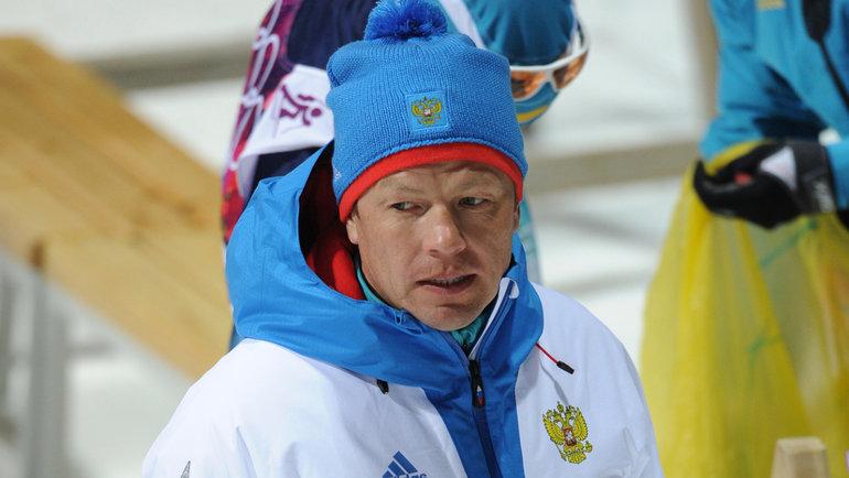 Виктор Майгуров. Фото Усп