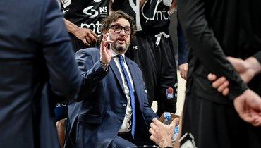 Тринкьери покинул пост главного тренера «Партизана»