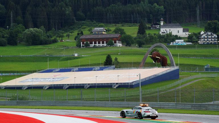 «Гран-при Австрии» откроет самый необычный сезон вистории «Формулы-1». Фото Reuters