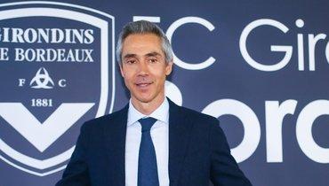 RMC: Паулу Соуза покинет пост главного тренера «Бордо»