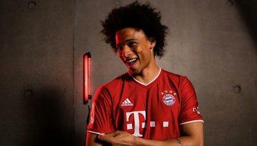«Бавария» извинилась перед «Манчестер Сити» запреждевременную публикацию фото Сане