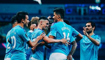 0:4. «Ливерпуль» встатусе чемпиона проиграл «Манчестер Сити»