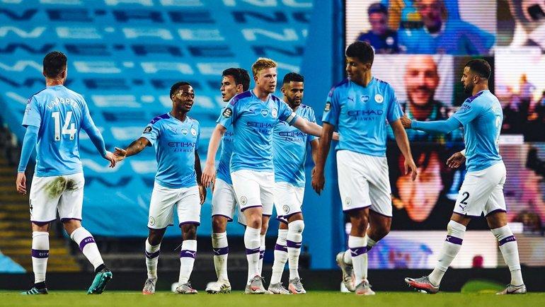 2июля. Манчестер. «Манчестер Сити»— «Ливерпуль»— 4:0. Фото Twitter