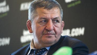 Кадыров сообщил осмерти отца Хабиба Нурмагомедова