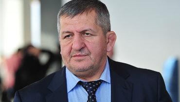 Гаджи Гаджиев: «Абдулманап Нурмагомедов заслужил переименования стадиона вего честь»