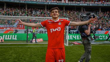 Магкеев назвал самых сильных партнеров по «Локомотиву»