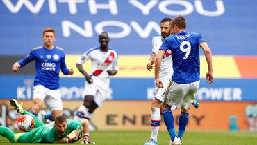 «Лестер» обыграл «Кристал Пэлас», «Манчестер Юнайтед» победил «Борнмут»