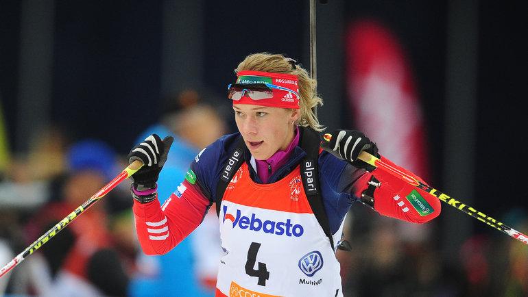 Ольга Зайцева. Фото Антон Сергиенко.