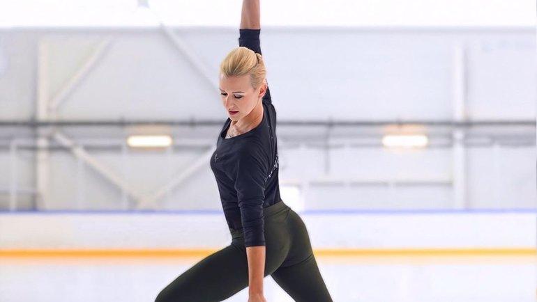 Татьяна Волосожар. Фото Instagram.