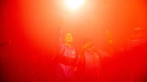 6июля. Санкт-Петербург. Встреча ваэропорту «Пулково». Фото Анна Мейер, ФК «Зенит»