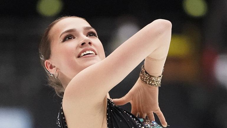 Алина Загитова. Фото Forbes