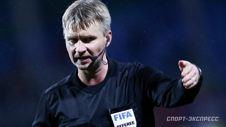 Сергей Лапочкин. Фото Дарья Исаева, «СЭ» / Canon EOS-1D X Mark II